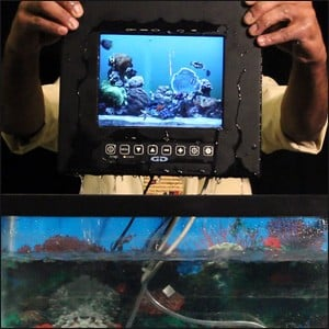 Rugged Environmentally Sealed (IP67) LCD Monitor-Image