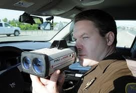 Infrared Laser Lens for Laser Speed Guns-Image