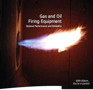 Gas and Oil Firing Equipment for Utilities-Image