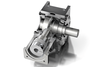 Dynamic Right-Angle Servo Gearbox Fits Any Servo!-Image