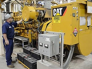 COGENERATION MADE THE UTILITY A STANDBY POWER.-Image