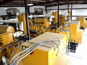 CAT® GENERATORS EFFICIENTLY POWER RURAL OKLAHOMA-Image