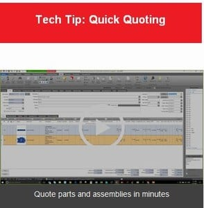 Quote parts and assemblies in minutes -Image
