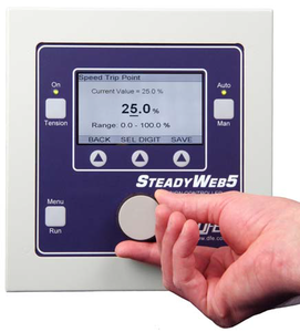 SteadyWeb™ 5 Web Tension Controller-Image