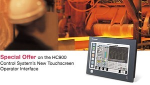 Honeywell HC900 Control Station Operator Interface-Image