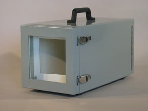 Portable Fiberglass Instrument Enclosures-Image
