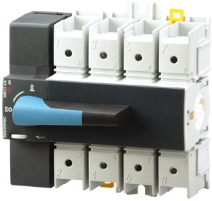 Load-break switch for PV applications SIRCO MV PV-Image