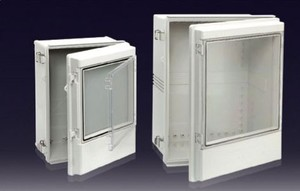 Electrical box-All in one Dual door Enclosure-Image
