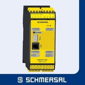 PSC1 Programmable Safety Controller -Image