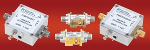 Frequency Dividers with Compact & Rugged SMA Connectorized Packages-Image