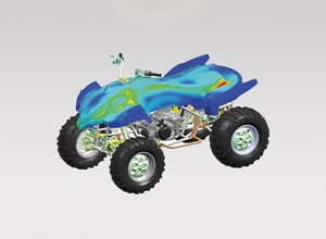 NX CAE Practical Applications Webinar-Image