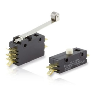 General Purpose E Snap Action Microswitches-Image