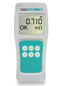 Ultra-portable 710A milli-ohmmeter-Image