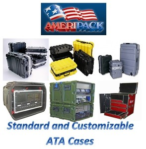 Standard and Customizable ATA Cases-Image