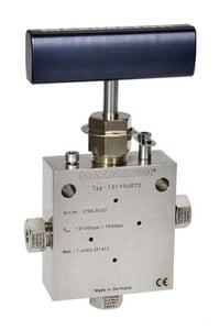 Ultra High Pressure Valves for Isostatic Presses-Image