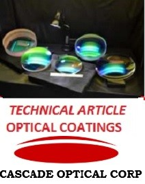 Technical Article: Optical Component Coatings-Image