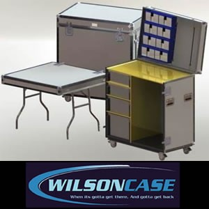 Mobile Medical Case with Refrigerator Area-Image