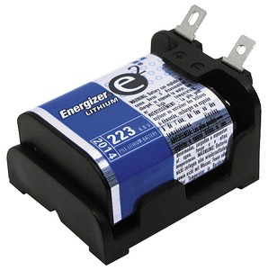 DL223A/CR-P2 Battery Holder for 6 volt lithiums -Image