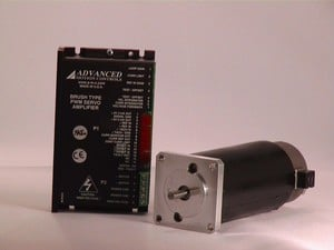 WORLD'S SMALLEST 1000 WATT SERVO AMPLIFIER-Image