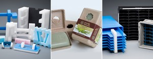 Foam, Molded Fiber,Thermoformed Plastics Packaging-Image