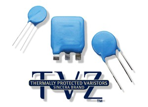 Thermally Protected Varistors RoHS Approved-Image