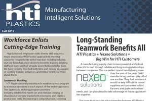 HTI Plastics Fall Newsletter-Image