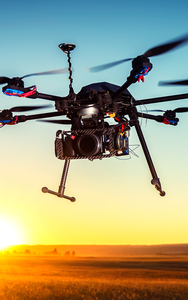 Push the bounds of technology in drones and robots-Image