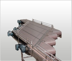 Pressureless Combiner Conveyor -Image