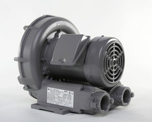 High Power Single Stage Ring Compressor-Image