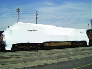 Protective Covers for Locomotives-Image