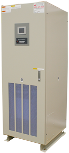 Continuous Duty, On-Line Solid-State, 3 Phase UPS-Image