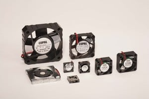 Cooling Fans and Blowers-Image