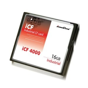 iCF 4000 (Compact Flash Card)-Image
