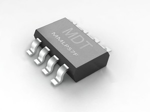 High-Precision TMR Magnetic Field Sensor MMLP57F-Image