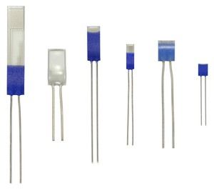 Precision platinum thin-film temperature sensors -Image