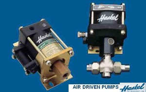Air Driven Pumps-Image
