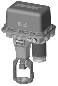 Linear Valve Actuator... Harsh Environment -Image