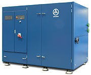 Units Delta Twinn Screw Compressors-Image
