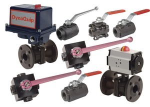 Manual and Automated Carbon Steel Valves-Image