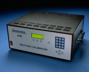 Computer Controlled Multi-Gas Calibration System-Image