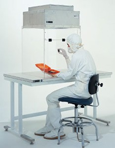 CleanCube Benchtop Laminar Flow Hoods-Image
