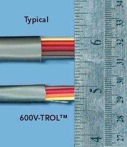 600V-TROL 600 Volt Control Cables from Quabbin Wire & Cable Co., Inc.