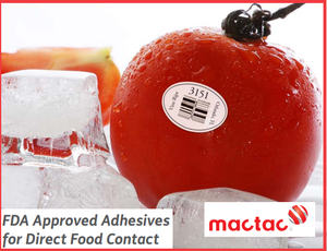 FDA Approved Adhesives for Direct Food Contact-Image