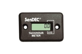 Rotating Shaft Tachometer/Hour Meters -Image
