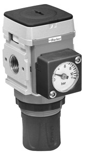 Parker Reverse Flow Pneumatic Regulator-Image