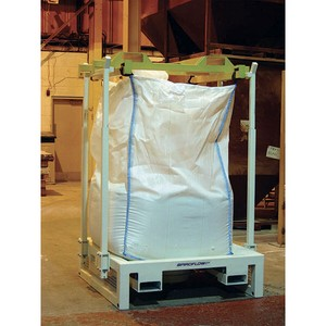 T5 Low Headroom Bulk Bag Unloader-Image