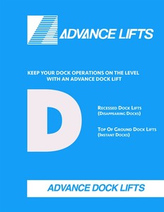 Recessed Dock Lifts-Image