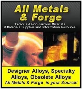 Forging for Specialty (Designer) & Obsolete Alloys-Image