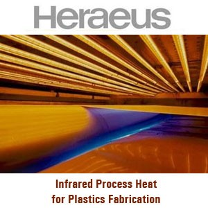 IR Process Heat for Plastics Manufacturing-Image