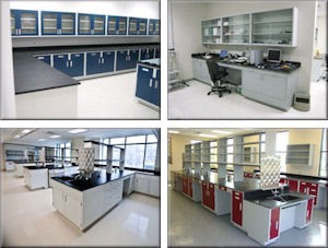 Laboratory Furniture Solutions-Image